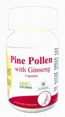 Hawaiian Herbal Pine Pollen With Ginseng Capsule