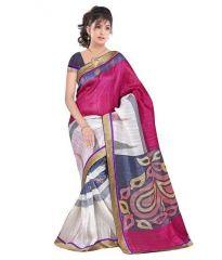 Bhagalpuri Art Silk Saree- 3021