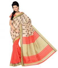 Vellora Multi Colour Designer Bhagalpuri Printed Saree _gfs1674vegf