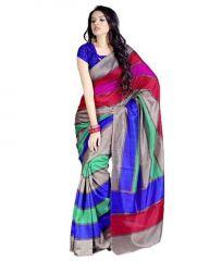 Vellora Multi Colour Designer Bhagalpuri Printed Saree_gfs1583vegf.2