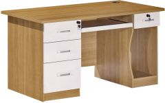Afydecor Contemporary Laminated Study Table with Keyboard Drawer(Product Code)_3137