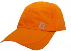 Solid Quality Plain Orange baseball Snapback Cap