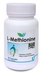 Biotrex L-Methionine 500mg (60 Capsules)