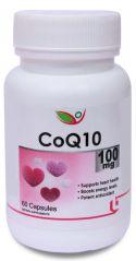 Biotrex CoQ10 100mg (60 Capsules)