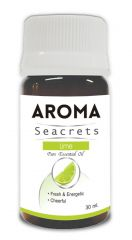 Aroma Seacrets Lime Pure Essential Oil - 30ml