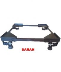 SARAH Adjustable Refrigerator & Front Load Automatic Washing Machine Trolley -103