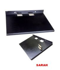 SARAH Metal Set Top Box / DVD Player Wall Mount Bracket / Stand / Tray - 103