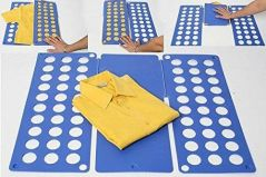 Ironing boards - Artek Laundry Clothes Folder: Flip Fold Tshirt top speed magic folding board