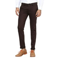 Inspire Coffee Slim Casual Chinos
