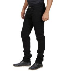 Inspire Black Slim Fit Men's Jeans