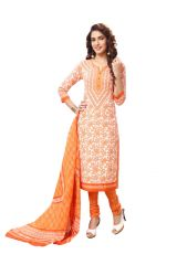 PADMiNi Unstitched Printed Cotton Dress Material (Product Code - DTAFSPL3705)