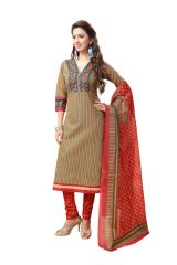 PADMiNi Unstitched Printed Cotton Dress Material (Product Code - DTAFSPL3707)