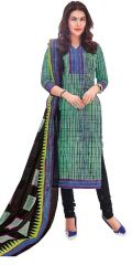 PADMiNi Unstitched Printed Cotton Dress Materials Fabrics (Product Code - DTMCM5047)