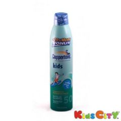 Baby oral care - Coppertone Kids Sunscreen Continuous Spray 50SPF - 222ml (7.5oz)