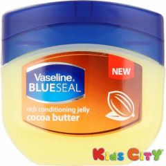 Vaseline Blueseal Rich Conditioning Jelly 100ml - Cocoa Butter