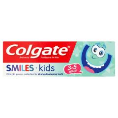 Baby oral care - Colgate Smiles Kids Toothpaste (3-5Y) - 50ml