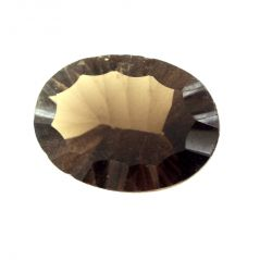 Nirvanagems9.50 Ratti Certified Natural Smoky Quartz Gemstone - BR-20007_RF