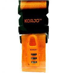 Travel luggage tags - IK 59 FLUORO ID KIT -ORG (Product Code - IK59-ORG)