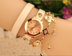 Fripperry Cards Suit Wrap Around Watch_WSTS205