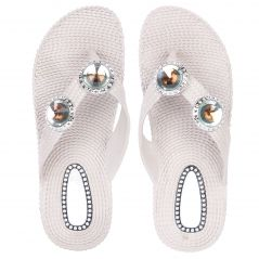 Czar Flip Flops Slippers for Women (Code-ROW-001)
