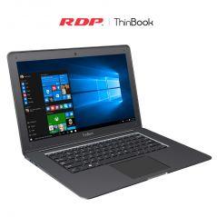 "RDP ThinBook (Intel 1.84 GHz Quad Core / 2GB RAM / 32GB Storage) 14.1"" HD Screen Laptop - Windows 10 Home"