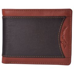 Tamanna Men Tan, Brown Genuine Leather Wallet  (3 Card Slots)