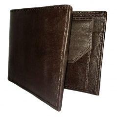 GetSetStyle Men Formal Brown Genuine Leather Wallet GLW-CFBR-7012