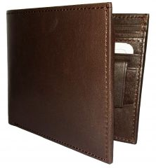 GetSetStyle Men Formal Brown Genuine Leather Wallet GLW-CHBR-7010