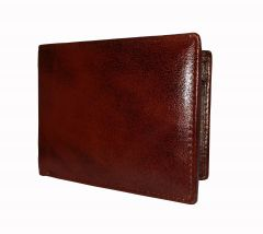 Magical Brown Textured Premium Mens Genuine Leather Wallet By GetSetStyle GSSRE-BRN-7061