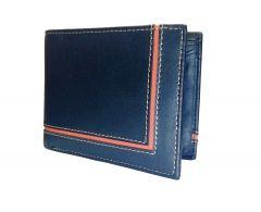 Trending Premium Mens Class Black Genuine Leather Wallet By GetSetStyle  PRLW-BK-7045