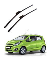 "Autofurnish Frameless Wiper Blades For Chevrolet Beat (d)22"" (p)16"""