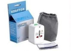 Bags, Luggage - Universal International Adaptor All In One Travel