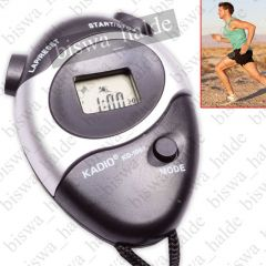 Outdoor, Adventure Sports - Kadio Kd-1069 Track Running Handheld LCD Digital Professional Timer Sports Stopwatch Watch - 04