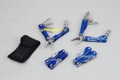 9-in-1 Multi-tool Pocket Plier With LED Light