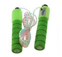 Sports - Skipping Rope With Counter Meter