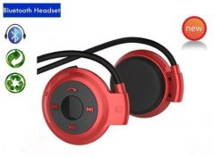 Mini 503 Sports Wireless Bluetooth Stereo Headset With Mic For All Smartphones
