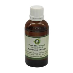 R V Essential Pure Rosemary Essential Oil 30ml- Rosmarinus Officinalis