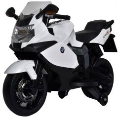 Bikes - WHEEL POWER BABY BMW BIKE 283 WHITE (12 VOLT)