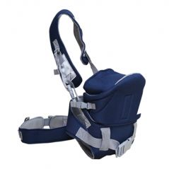 Baby carriers - HARRY & HONEY BABY CARRIER CA 5001 BLUE