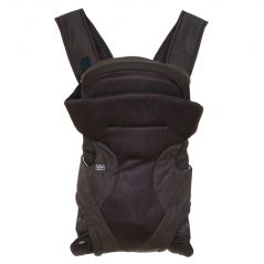 HARRY & HONEY BABY CARRIER (BABY BOO) 4008 CHOCOLATE BREOWN