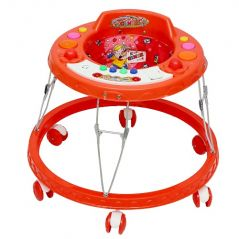 TOY PLUS BABY WALKER (TP-381 RED)