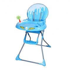 Baby furniture - HARRY & HONEY BABY HIGH CHAIR 289 A BLUE