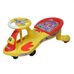 HARRY & HONEY TRENDS MAGIC CAR (7811 YELLOW)