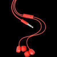 Nokia Handsfree - Nokia Wh-208 Stereo Headset In-earphones With Mic(red)