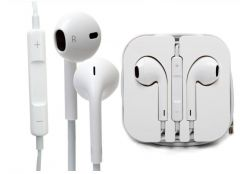 Buy 1 Get 1 Stereo Headset Earphone With Mic For Apple iPhone