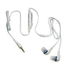 nokia Mobile Accessories - Nokia Stereo Headset 3.5mm Handsfree (white)