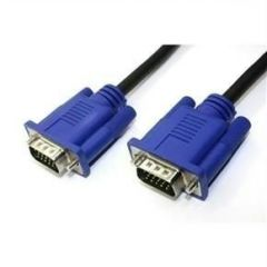 VGA Male Cable PC Laptop To TFT LCD Projector 3m