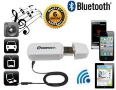 USB Wireless Handsfree Bluetooth Audio Music Receiver Dongle Adapter For iPhone 4 5 MP4 Home Theater