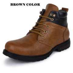 BUWCH TAN BOOTS FOR MENS