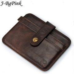 Wallets (Men's) - Luxury Slim Wallet Men Purse Male Clamp for Money Clip Wallet Small Portfolio